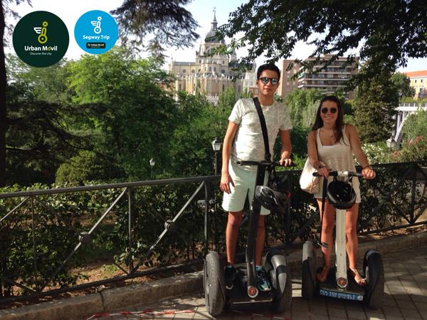 UrbanMovil, la mejor forma de conocer Madrid sobre ruedas