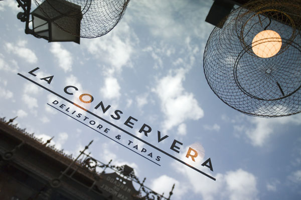 La Conservera Delistore&Tapas, el nuevo espacio gastronómico de Frinsa