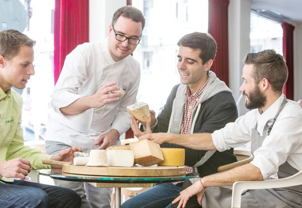 Vuelven las cenas Altrapados, esta vez junto a los quesos de Poncelet