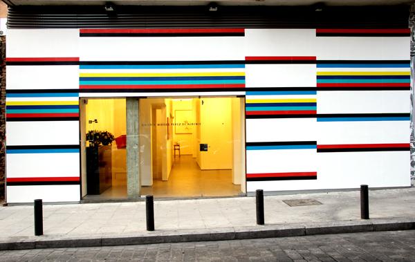 GALERÍA DE ARTE MOISÉS PÉREZ DE ALBÉNIZ2- OPEN HOUSE MADRID