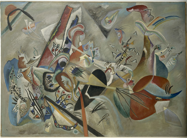 Kandinsky, una retrospectiva en Centro Centro