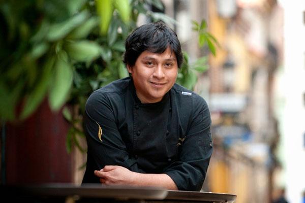 Ronda 14, el restaurante de fusión peruana y asturiana de Mario Céspedes