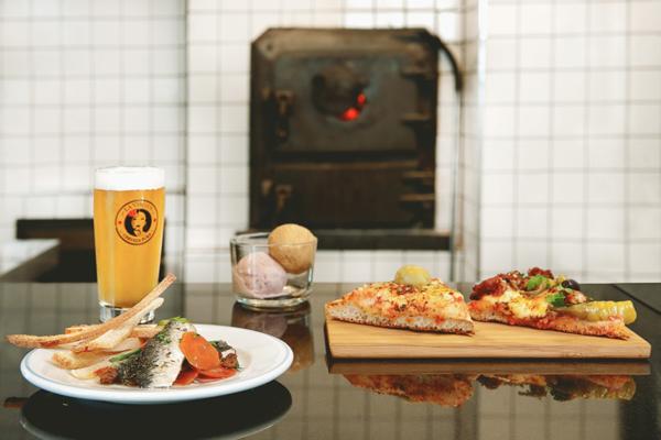 La pizzería Picsa reinventa el menú del día