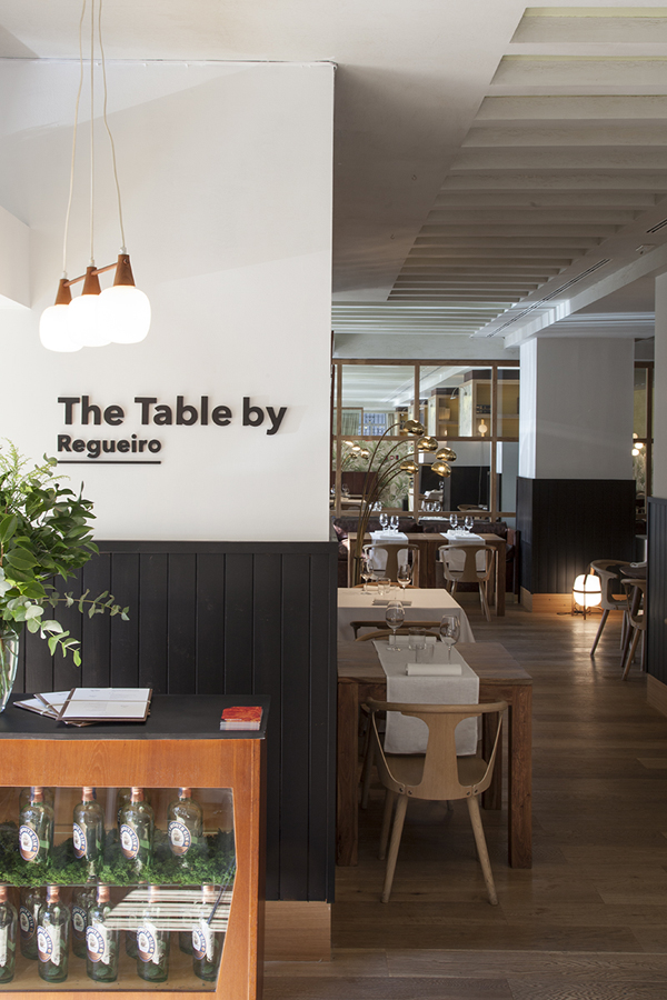 La cocina asturiana de Regueiro en The Table by