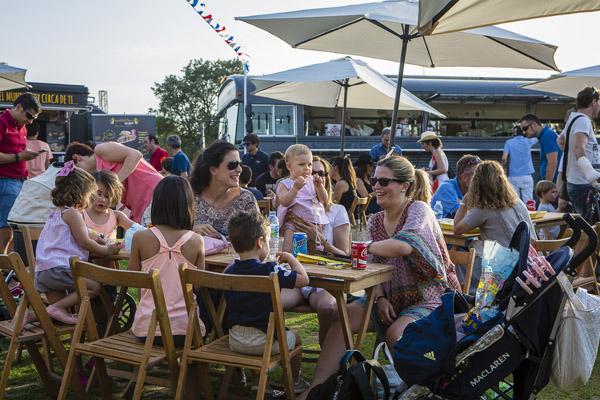 Este fin de semana, celebra el cambio de hora con el Street Beer Festival