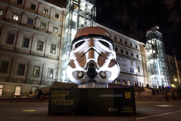 'Star Wars' toma Madrid: Enfréntate a la Fuerza