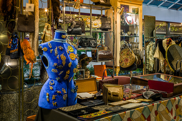 Viaja al pasado en la VI Edición de la Feria Vintage de Moda Shopping