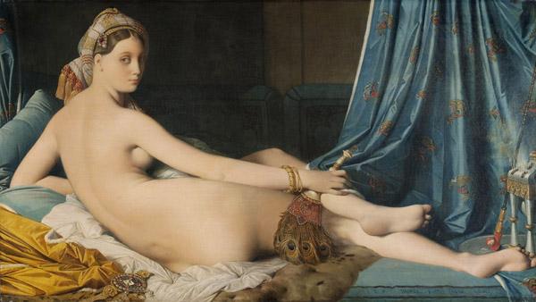 Ingres en el museo del Prado 3