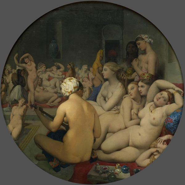 La exposición del invierno: Ingres en el Museo del Prado