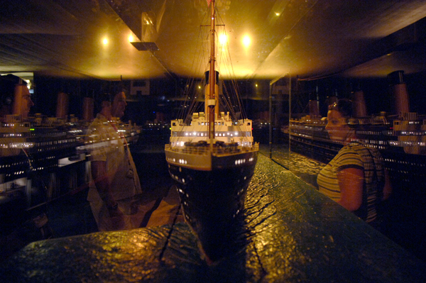 TITANIC la exposición llega a Madrid