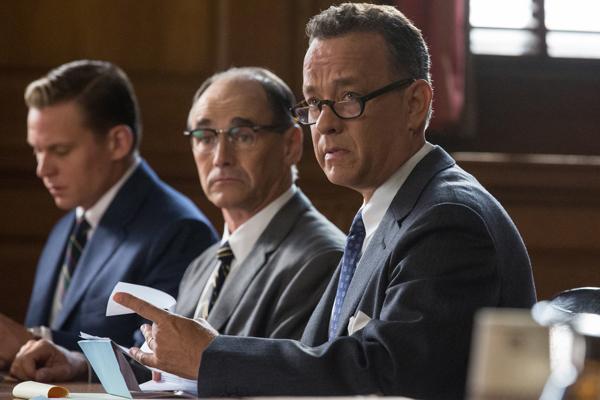 Crítica 'El puente de los espías': Tom Hanks vuelve con diplomacia