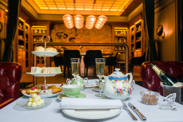 T de Tatel, el afternoon tea perfecto para compartir
