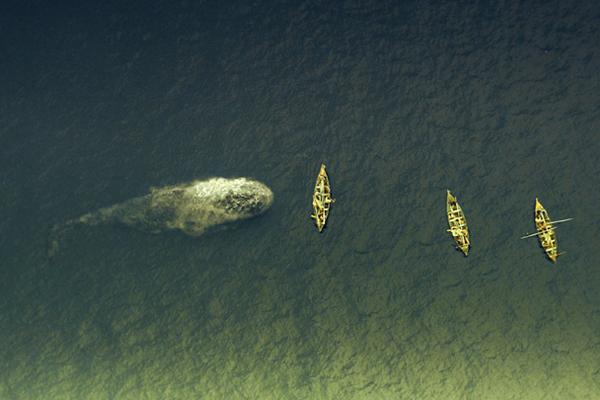 Crítica 'En el corazón del mar': Un viaje épico en busca de Moby Dick