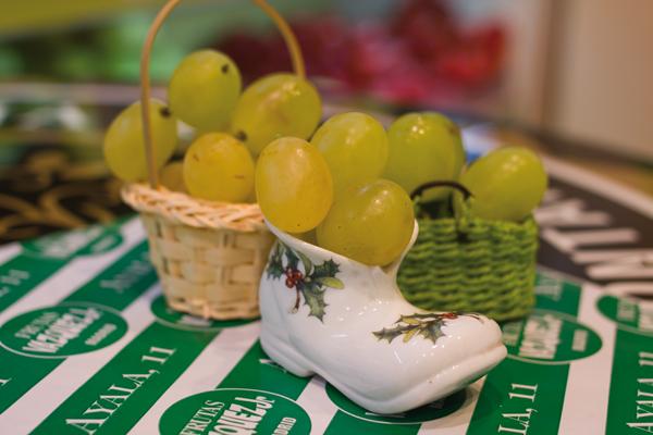 Cinco sitios donde comprar las uvas de Nochevieja
