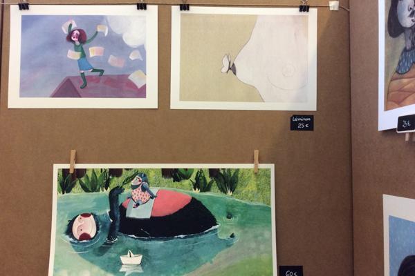 Ilustres ilustradores en Ilustrísima, la gran feria del dibujo en el Museo ABC