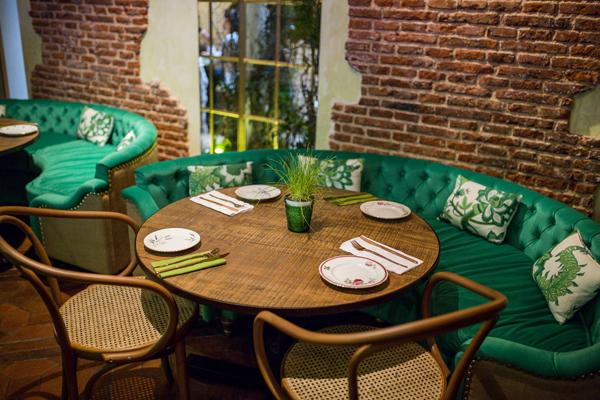 BumpGreen, el nuevo restaurante saludable de Velázquez