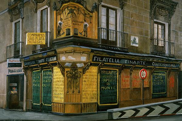 Los Realistas de Madrid se alojan en el Museo Thyssen-Bornemisza