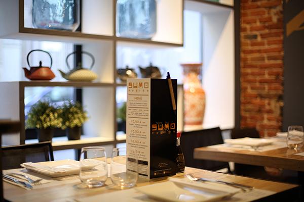 Sumo Fusión, el cuarto restaurante de la cadena Sumo