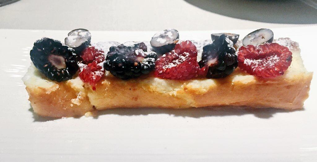 La Raquetista - tarta de queso - hsm
