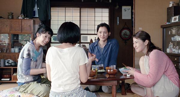 Gastronomía y cine unidos en 'Nuestra hermana pequeña'