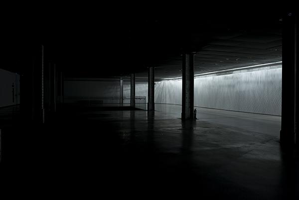 Una instalación única de luz y sonido en la Fundación Telefónica