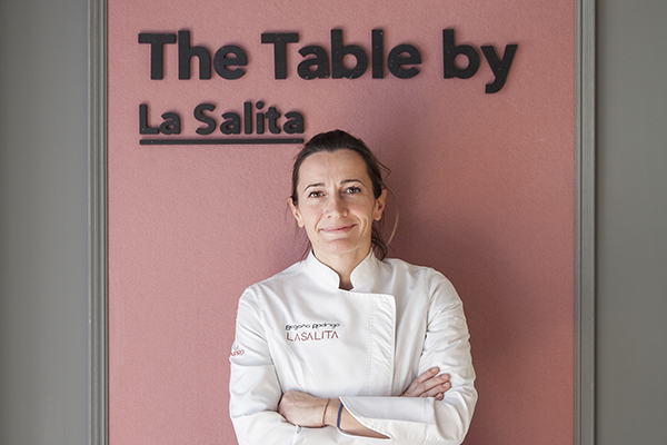 Valencia llega a The Table By de la mano de La Salita