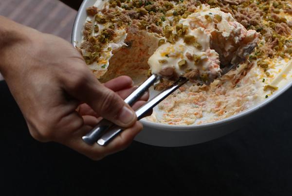 Las mejores ensaladillas de Madrid - revista hsm - la gabinoteca