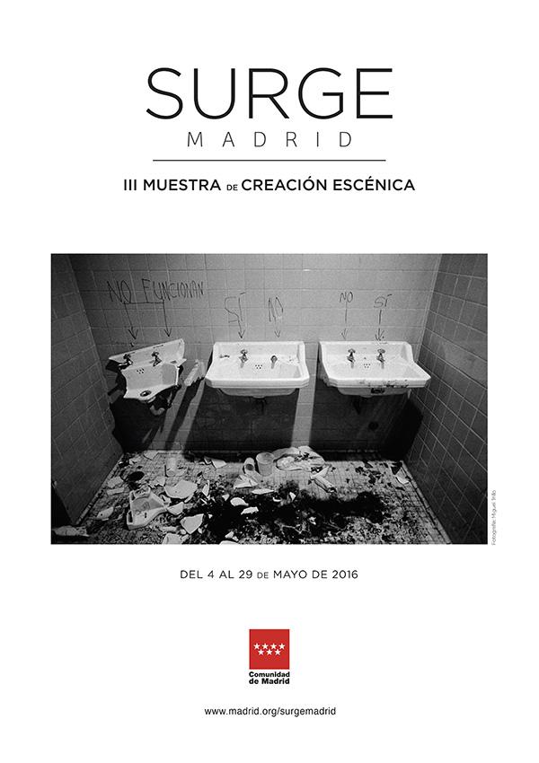 """Vuelve la creación escénica con """"Surge Madrid"""""""