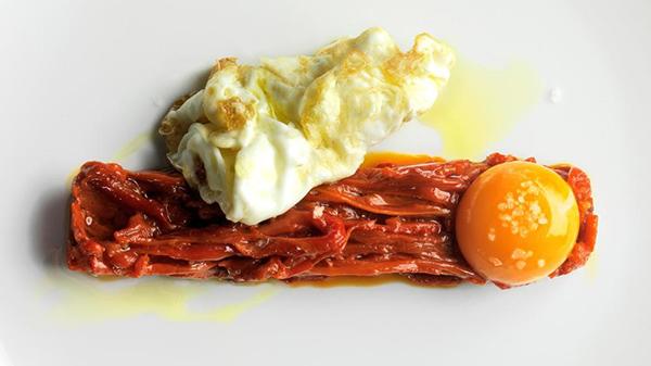 La mejor cocina navarra en La Manduca de Azagra