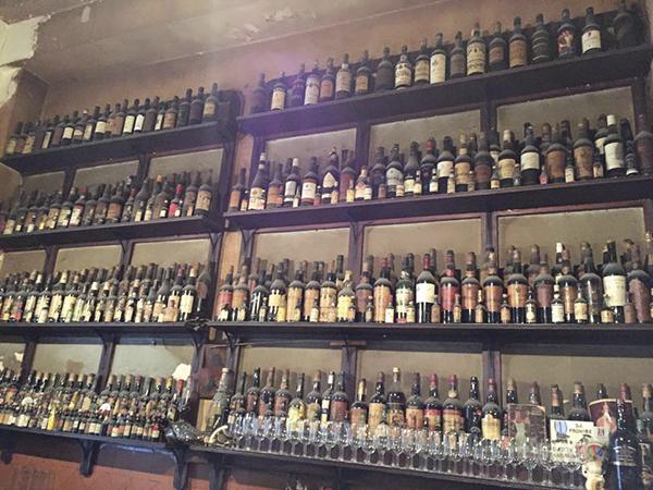 las barras de vino de madrid - revista hsm - LA VENENCIA