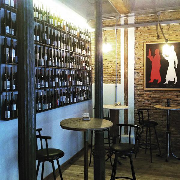 las barras de vino de madrid - revista hsm - la fisna