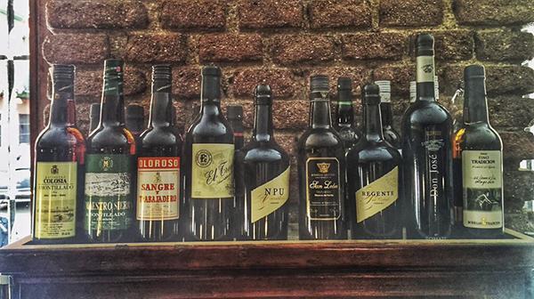 las barras de vino de madrid - revista hsm - taberna palo cortado