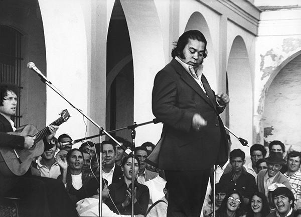 La Carmencita acoge una exposición fotográfica de Pepe Lamarca