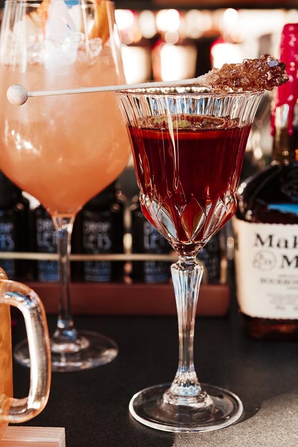 Bebete el verano - revista hsm - dry martini