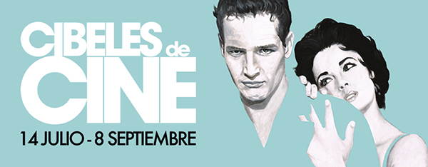 Cines de verano en Madrid - Cibeles de cine