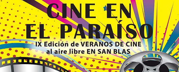 Cines de verano madrid - cine san blas