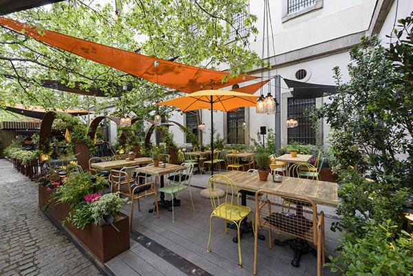 La gu a definitiva de las mejores terrazas de madrid hsm for Restaurantes con terraza madrid