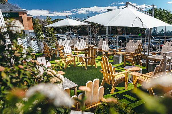 Las mejores terrazas de Madrid - revista hsm - Aspen
