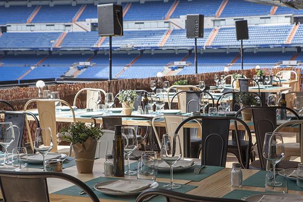 Las mejores terrazas de Madrid - revista hsm - Bernabeu