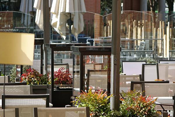 Las mejores terrazas de Madrid - revista hsm - Capuccin