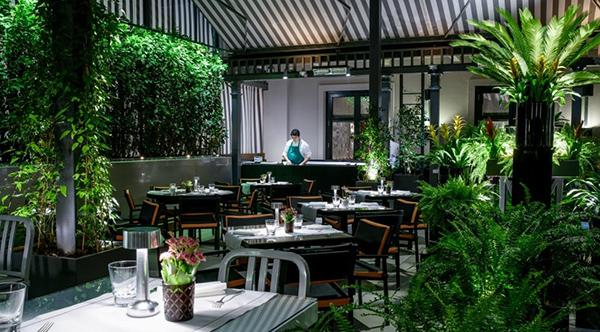 Las mejores terrazas de Madrid - revista hsm - Patio Magnum