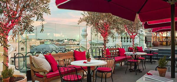 Las mejores terrazas de Madrid - revista hsm - The principal
