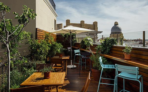 Las mejores terrazas de Madrid - revista hsm - atico 11