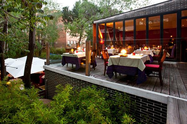 Las mejores terrazas de Madrid - revista hsm - el bund