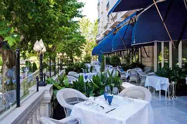 Las mejores terrazas de Madrid - revista hsm - hotel ritz