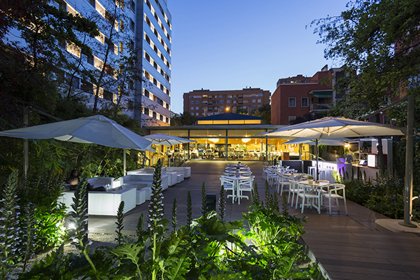 Las mejores terrazas de madrid - revista hsm - AGHC -Central Garden
