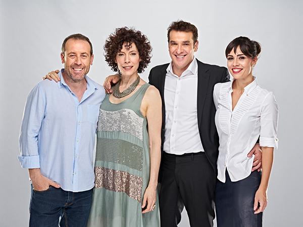 Luis Merlo vuelve al teatro con 'El Test'