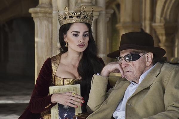 Penélope Cruz es la nueva 'Reina de España'