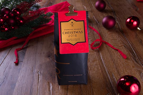 Llegan las sobremesas navideñas con Starbucks