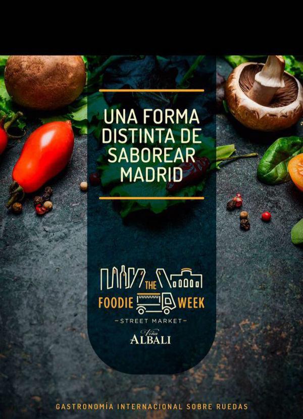 Foodie Week madrid hsm2
